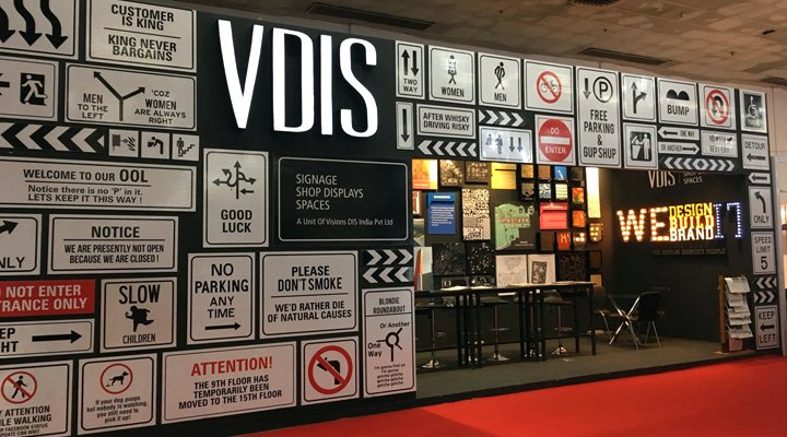 VDIS ACETECH Exhibition 2017