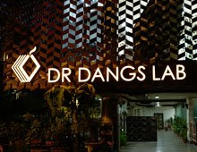 Dr. Dangs Lab – Signage