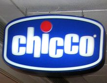 Chicco – Retail Design