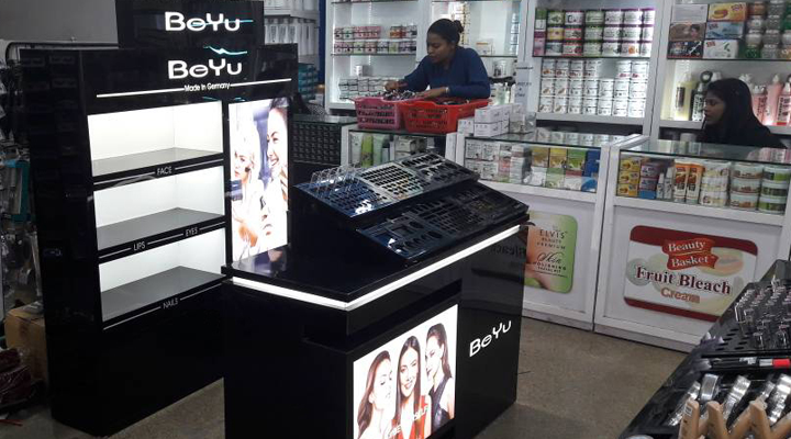 Counter Display Unit