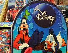 Disney – Retail Display