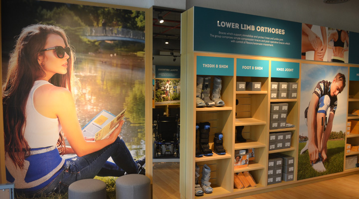 Retail Display & Spatial Experiences Freedom Store