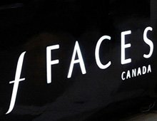 Faces Canada – Kiosk Design